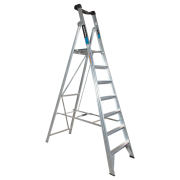 7 Step Aluminium Platform Ladder - 150kg Rated
